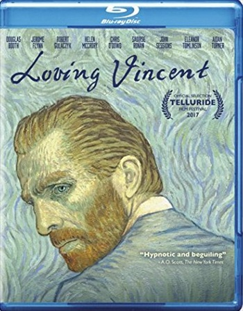Loving Vincent 2017 English Bluray Movie Download