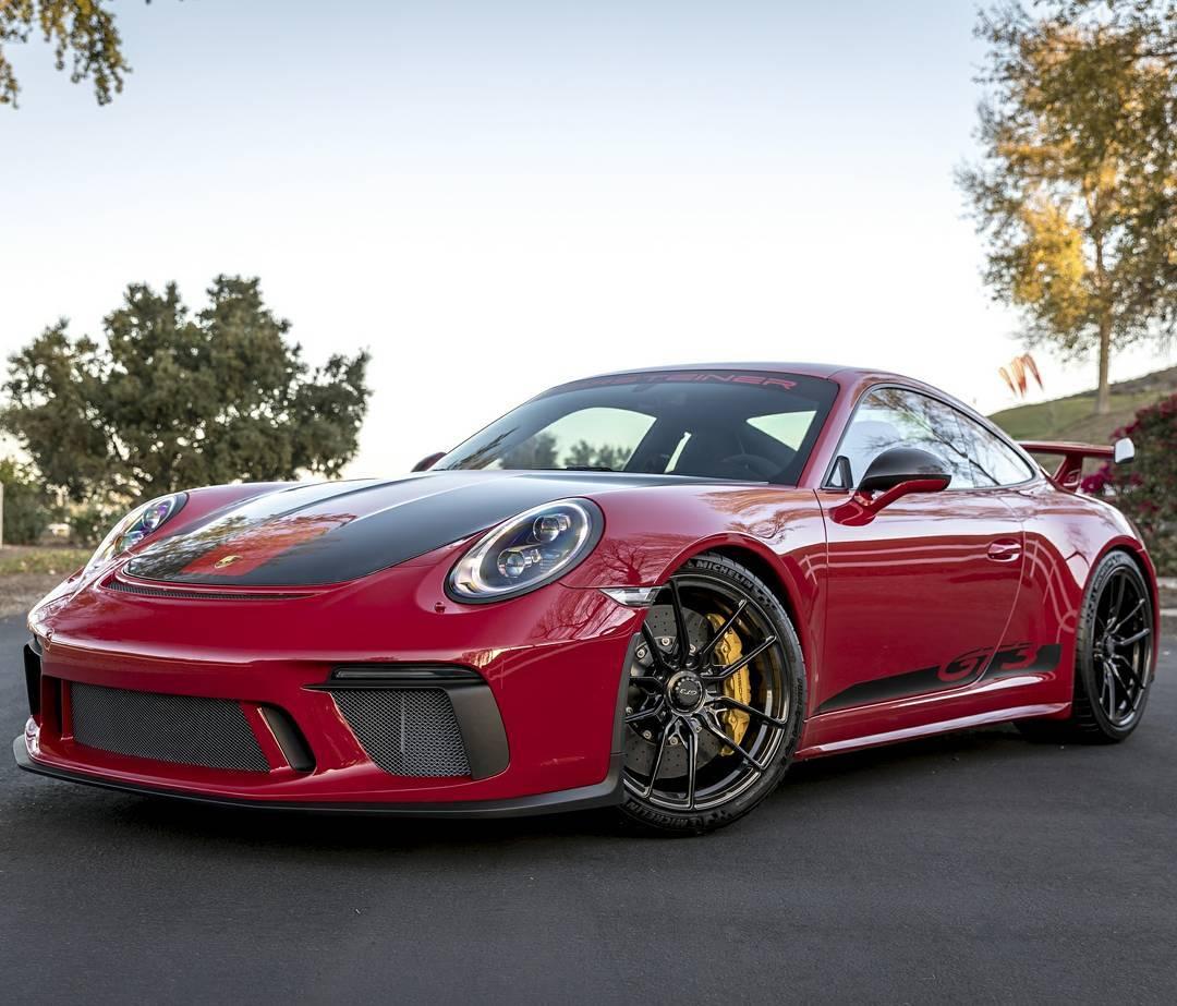 Vorsteiner Sprinkles Some Fairy Dust On The Porsche 911