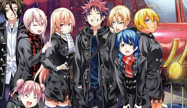Rekomendasi Anime Spring 2018 Yang Harus Kalian Tonton!!!