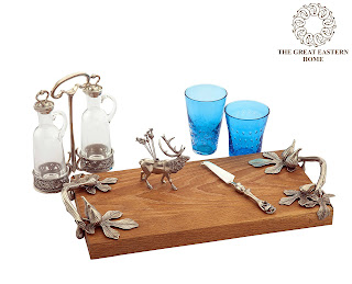 The Great Eastern Home introduces its exceptional range of Pewter Collection