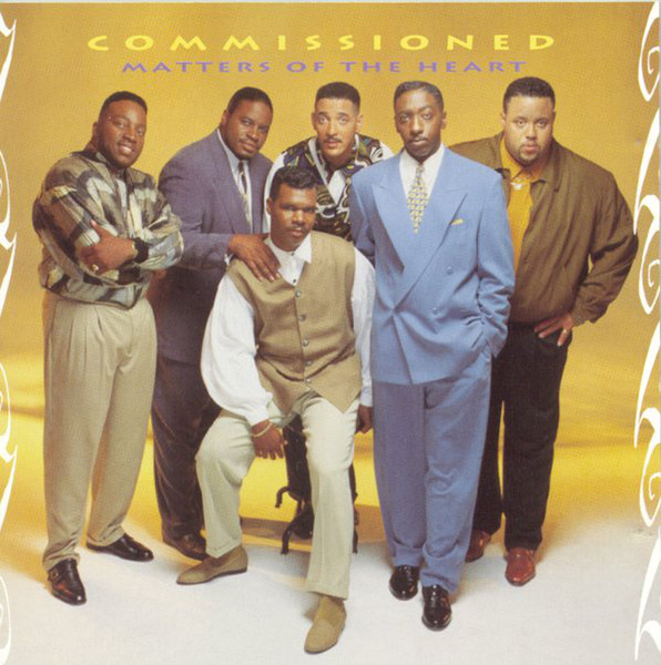 Commissioned-Matters Of The Heart-