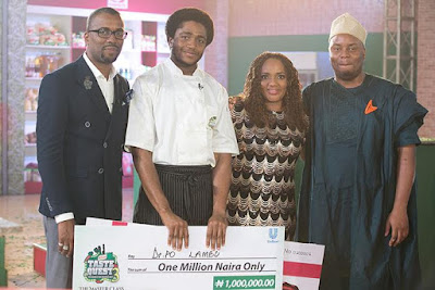 Knorr Taste Quest season 3 finale contestants