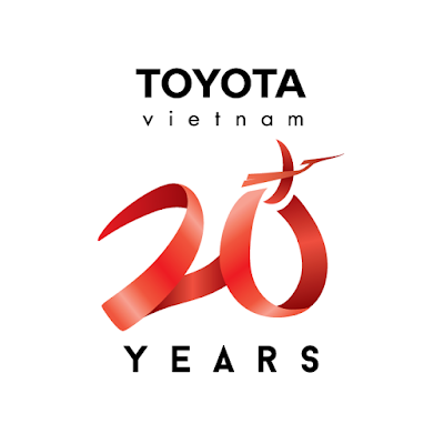 Toyota đã có mặt tại Việt Nam được 20 năm