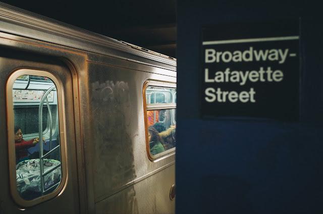 ブロードウェイ=ラファイエット・ストリート・ステーション(Broadway-Lafayette St Station)