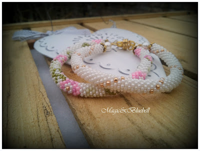 bead crochet braclet