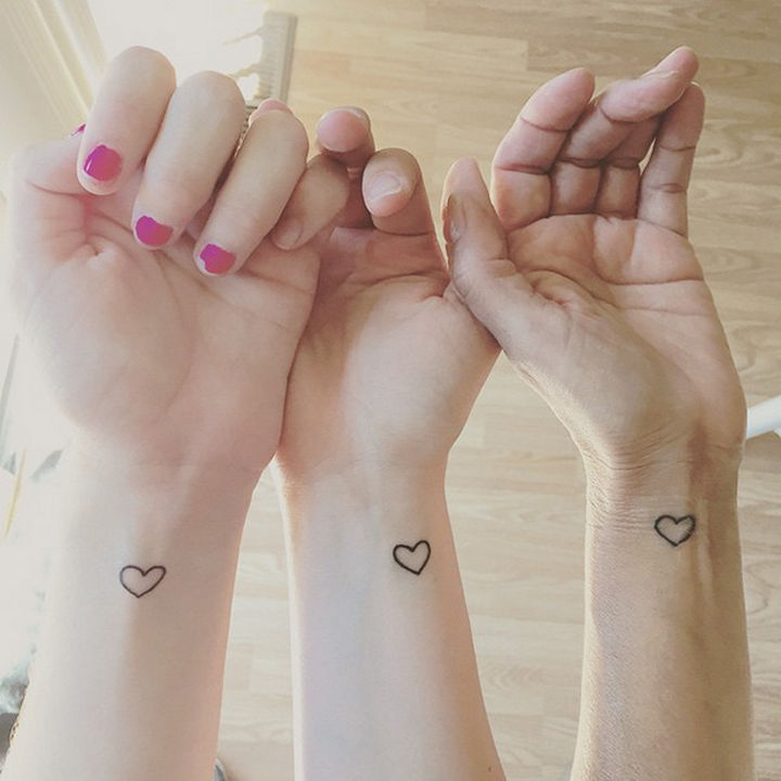 tattoos for sisters