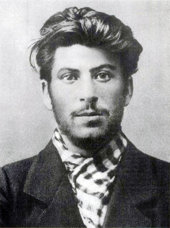 30 Pictures Of World Leaders In Their Youth That Will Leave You Speechless - 30 Pictures Of World Leaders In Their Youth That Will Leave You Speechless - Joseph Stalin As A Young Man, 1902