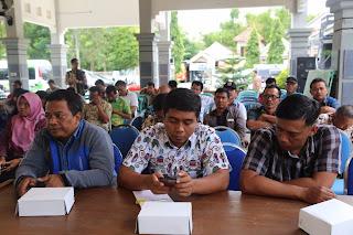 Bakesbangpolinmas Berikan Pendidikan Politik di Kepohbaru