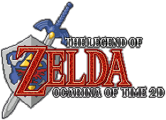 The Legend of Zelda: Ocarina of Time 2D