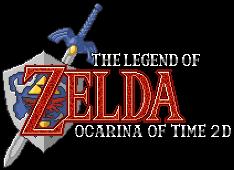 The Legend of Zelda: Ocarina of Time 2D