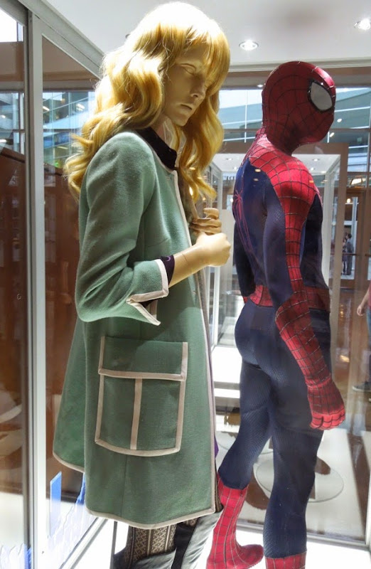Amazing Spider-man 2 Gwen Stacy costume
