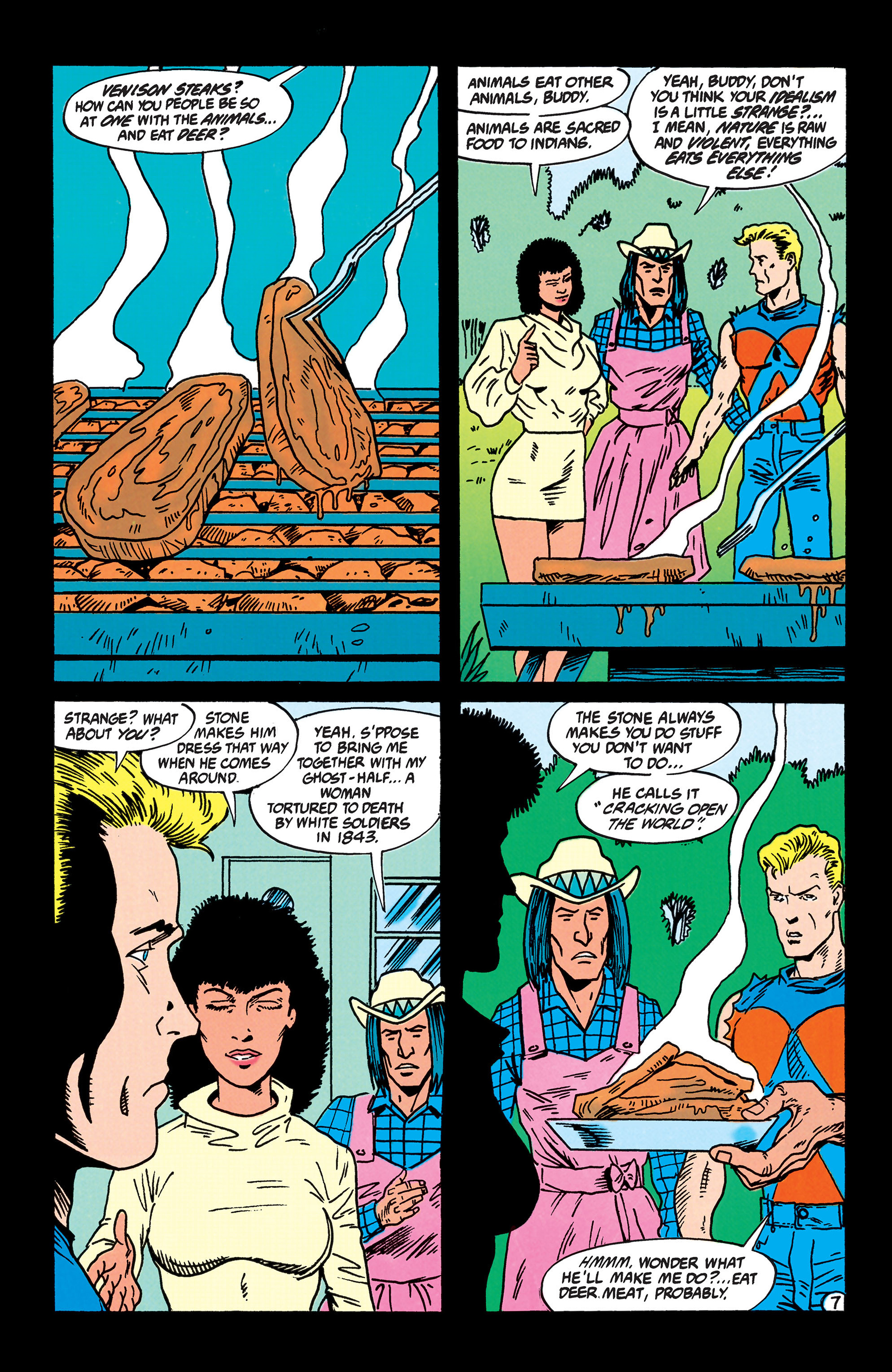 Read online Animal Man (1988) comic -  Issue #44 - 8
