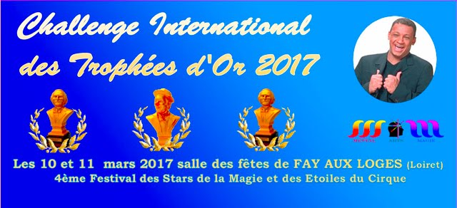 Challenge International des Trophées d'Or 2017