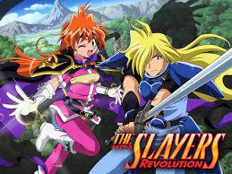 Slayers Revolution - Slayers Season 4 VietSub (2013)
