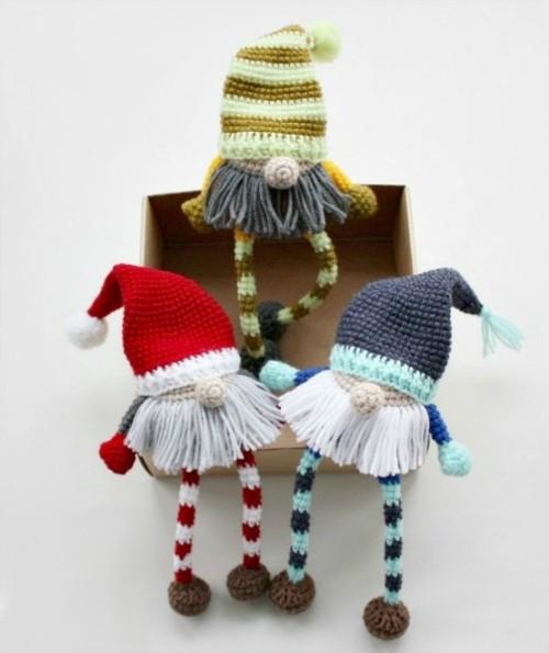 Gnomes Amigurumi - Free Pattern
