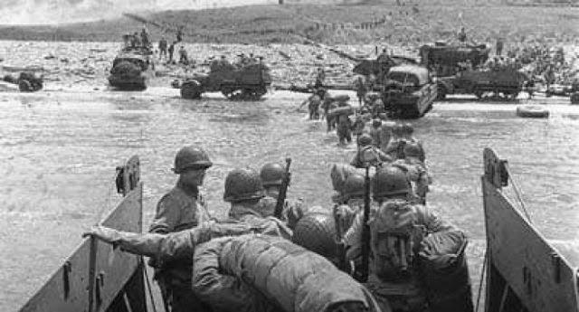 ТАРАЛЕЖ: На тази дата: 6 юни 1944г. започва Десантът в Нормандия