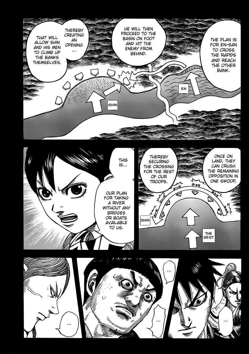 Kingdom - Chapter 460