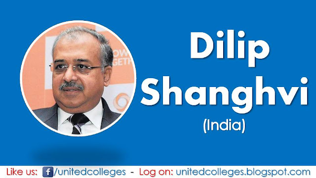 Dilip Shanghvi (India)