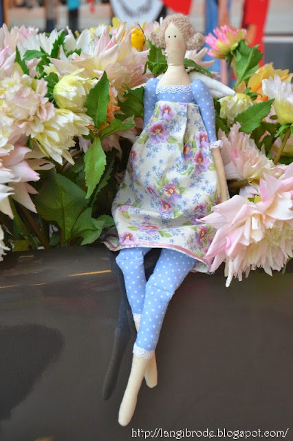 Цветочная фея Анюта