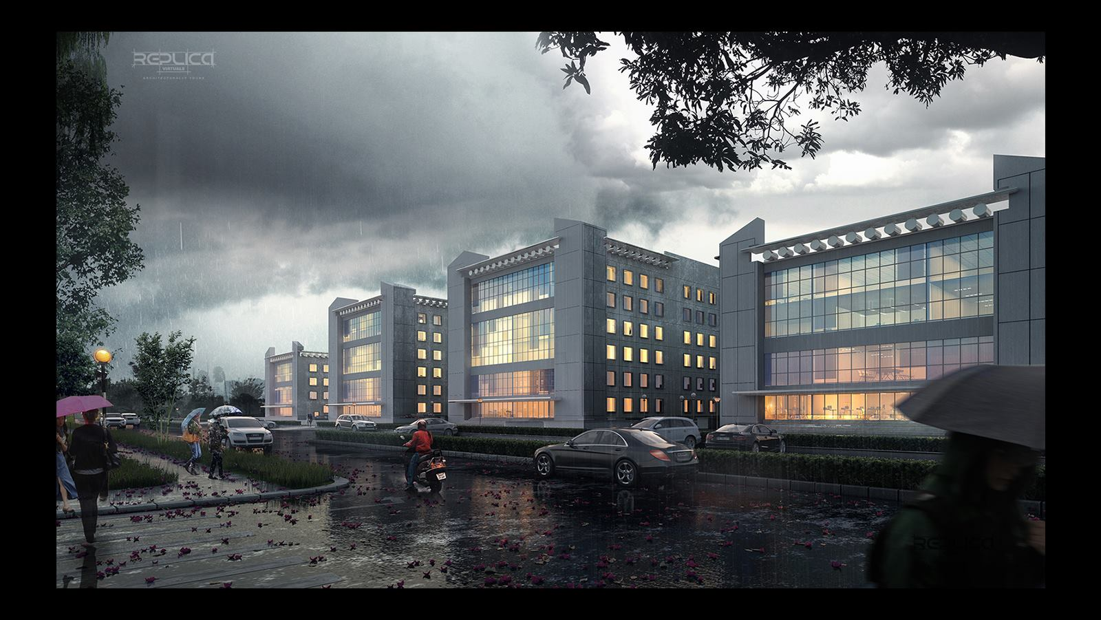Genial 3d Architectural Visualization, 3d Architectural Rendering Company In India