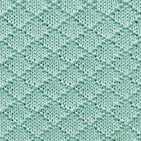 Diamond Brocade Knit Purl | Knitting Stitch Patterns.