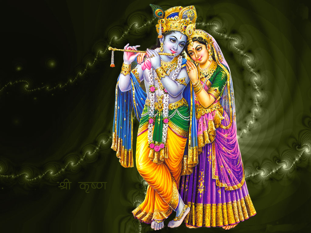 Radha and Krishna || Beautiful Wallpaper Collection || Cute