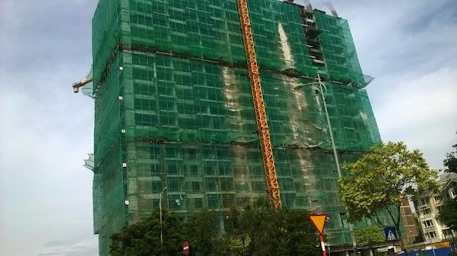 Tiến độ xây dựng Gemek Premium