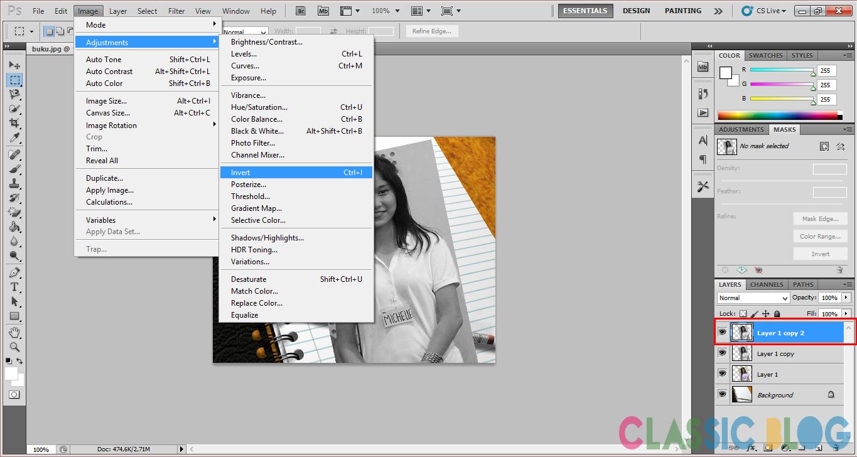 Tutorial Cara Mengubah Foto menjadi Sketsa Pensil di Adobe