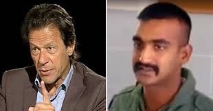 imran khan announced to release pilot abhinandan tommorrow