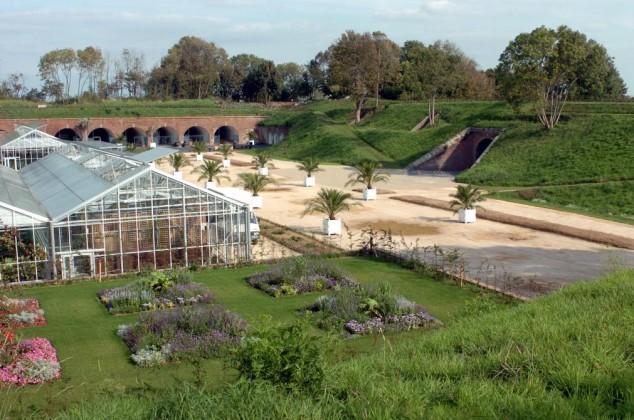 Les jardins suspendus du Havre - LACN