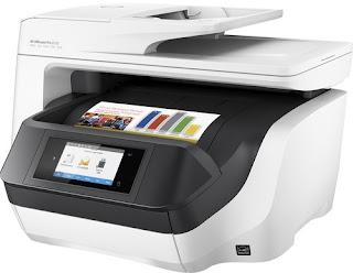 تعريف طابعة HP OfficeJet Pro 8720