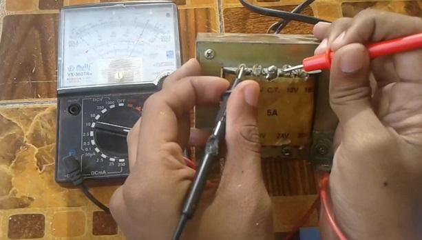 Cara Mengukur Ampere Trafo Paling Mudah