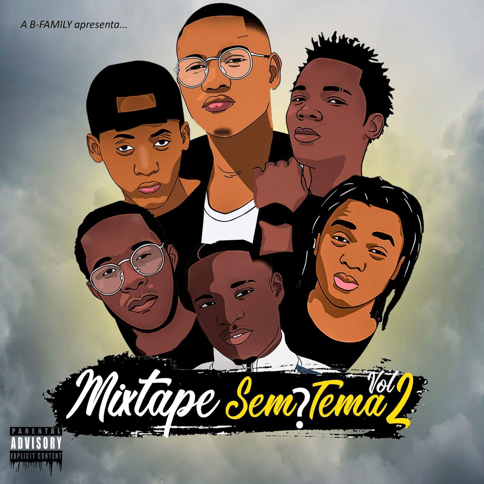 Mixtape Mp3 Song 2018 320kbs: Sem Tema (Mixtape Vol.2)[Download Mp3]2018