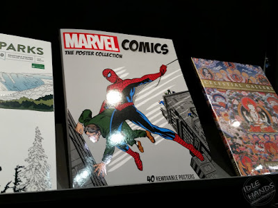 BEA 2018 Insight Editions Upcoming Book Releases Marvel Comics Poster book