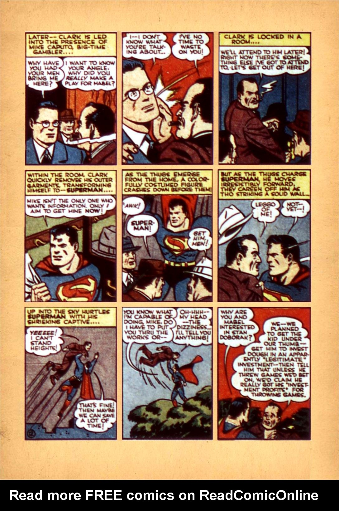 Read online Action Comics (1938) comic -  Issue #50 - 18