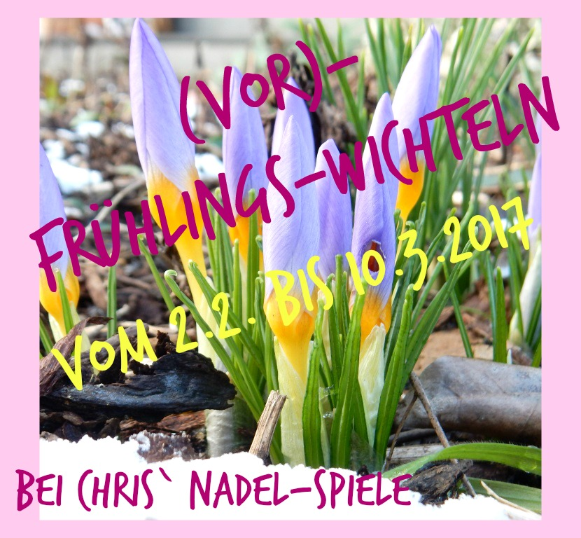 (Vor- ) Frühlingswichteln