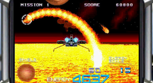 Arcade game review