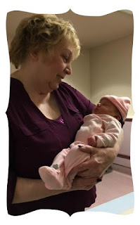 Gramma and Aubrie