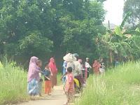 Petani Pancawati Alih Profesi