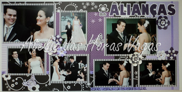 scrapbook casamento wedding
