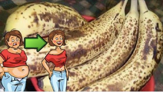 Mi amiga me la enseño: dieta de la banana ayuda a perder hasta cinco kilos en una semana.
