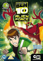 Ben 10 fuerza alienigena Temporada 03 Audio Latino