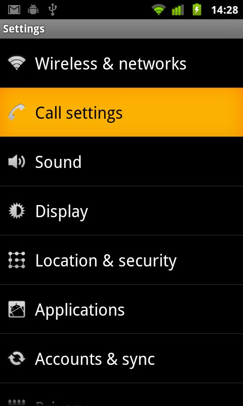 I Found This Useful: Android native SIP / VOIP client