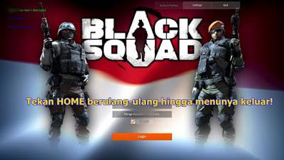 Black Squad IND Gratis