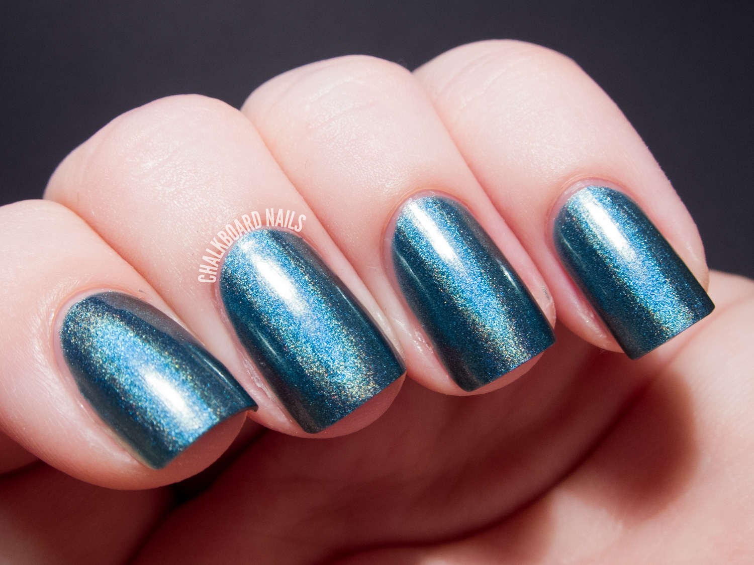 China Glaze Hologlam Collection Take a Trek nail polish