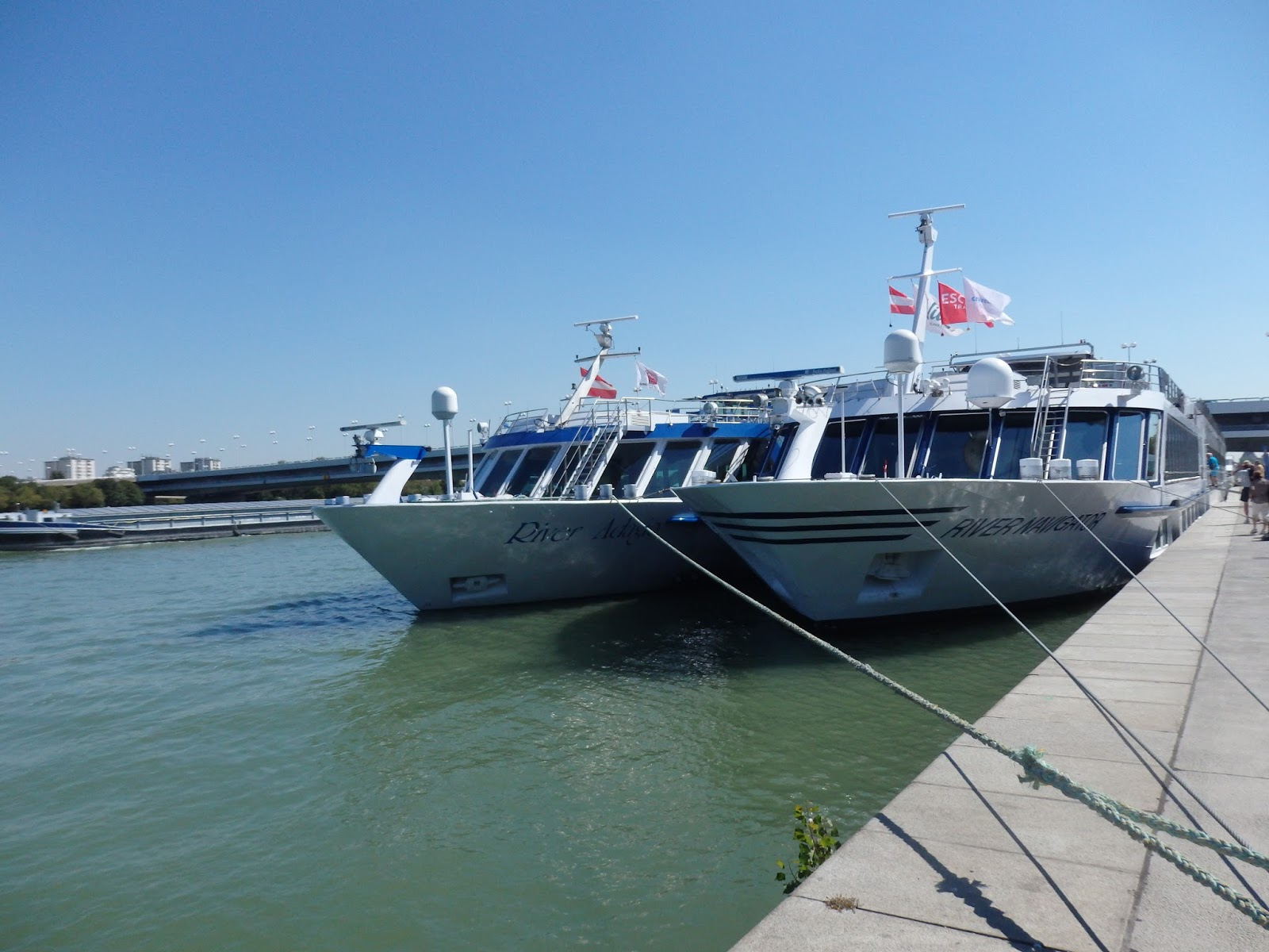 On The Road European River Cruise The MS River Adagio - 10 best european river cruises 2