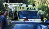 Τροχαίο με ασθενοφόρο που μετέφερε δύο νεογνά