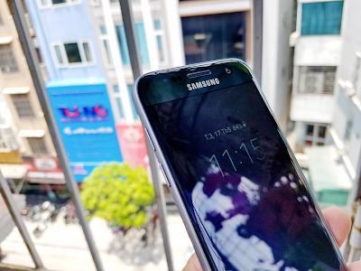 Samsung Galaxy s7 My