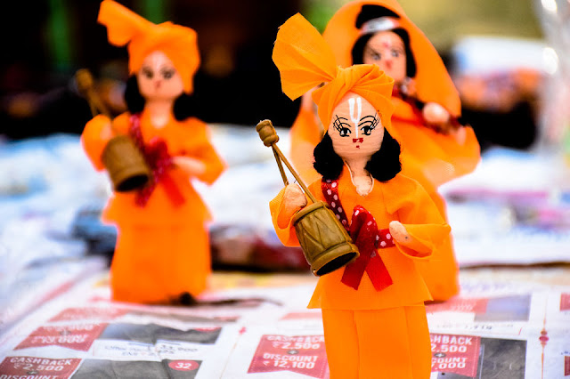 Baul Dolls at Shantiniketan @DoiBedouin