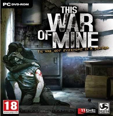 تحميل لعبة حرب الالغام War of Mine للكمبيوتر والاب توب